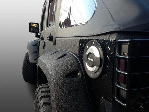 Black Jeep - st. george off-road suv accessories