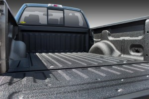 Blue Chevy With Bedliner - truck bed liner st. george