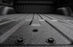 Black Truck Bedliner - truck bed liner st. george