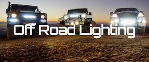off road lighting