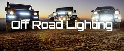 Off Road Lighting - off-road suv accessories st. george