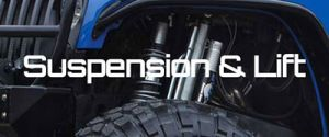 Suspension & Lift - off-road suv accessories st. george