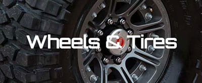 Wheels & Tires - off-road suv accessories st. george
