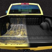 Truck Bedliner Before And After - spray on bed liner st. george