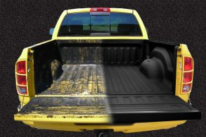 spray on truck bed liner
