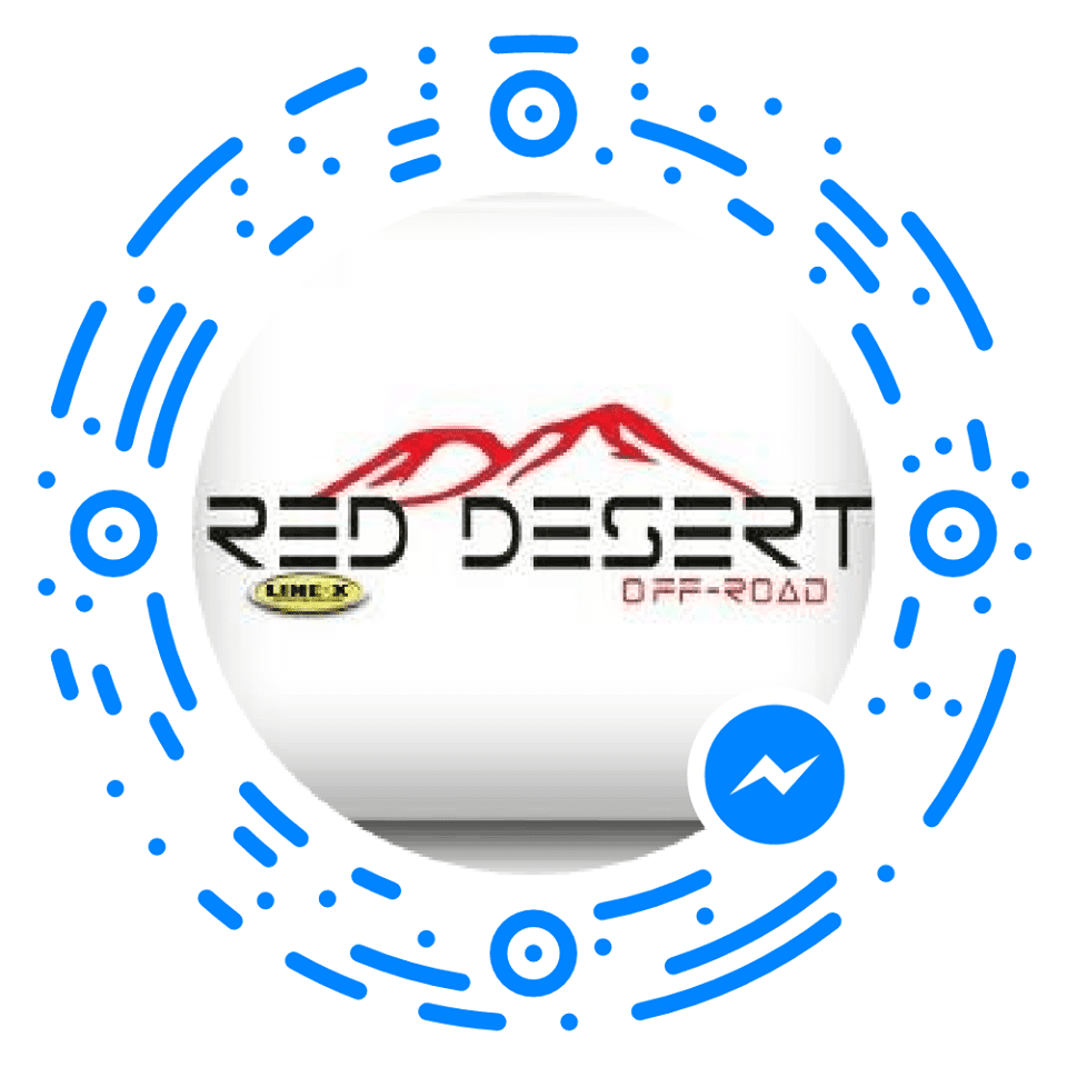 Facebook Messenger Scan Image - off-road parts store st. george