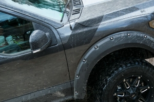 Grey Jeep - st. george off-road accessory store