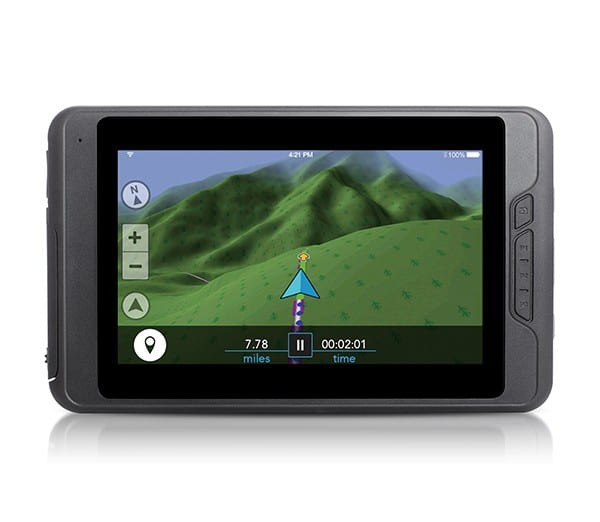 Magellan TRX7 CS Dual Mount Trail and Street GPS Navigator - St. George off-road accessory store