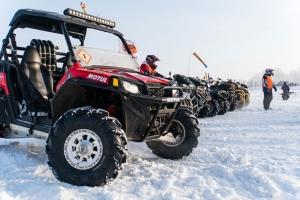 4-Wheelers In Snow - 4 wheel parts utah
